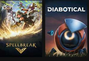 """Diabotical"" -Free2Play Arena FPS- + ""Spellbreak"" -Free2Play Action MPRPG- (Windows PC) Release 3.9.20 im Epic Store [Infodeal]"