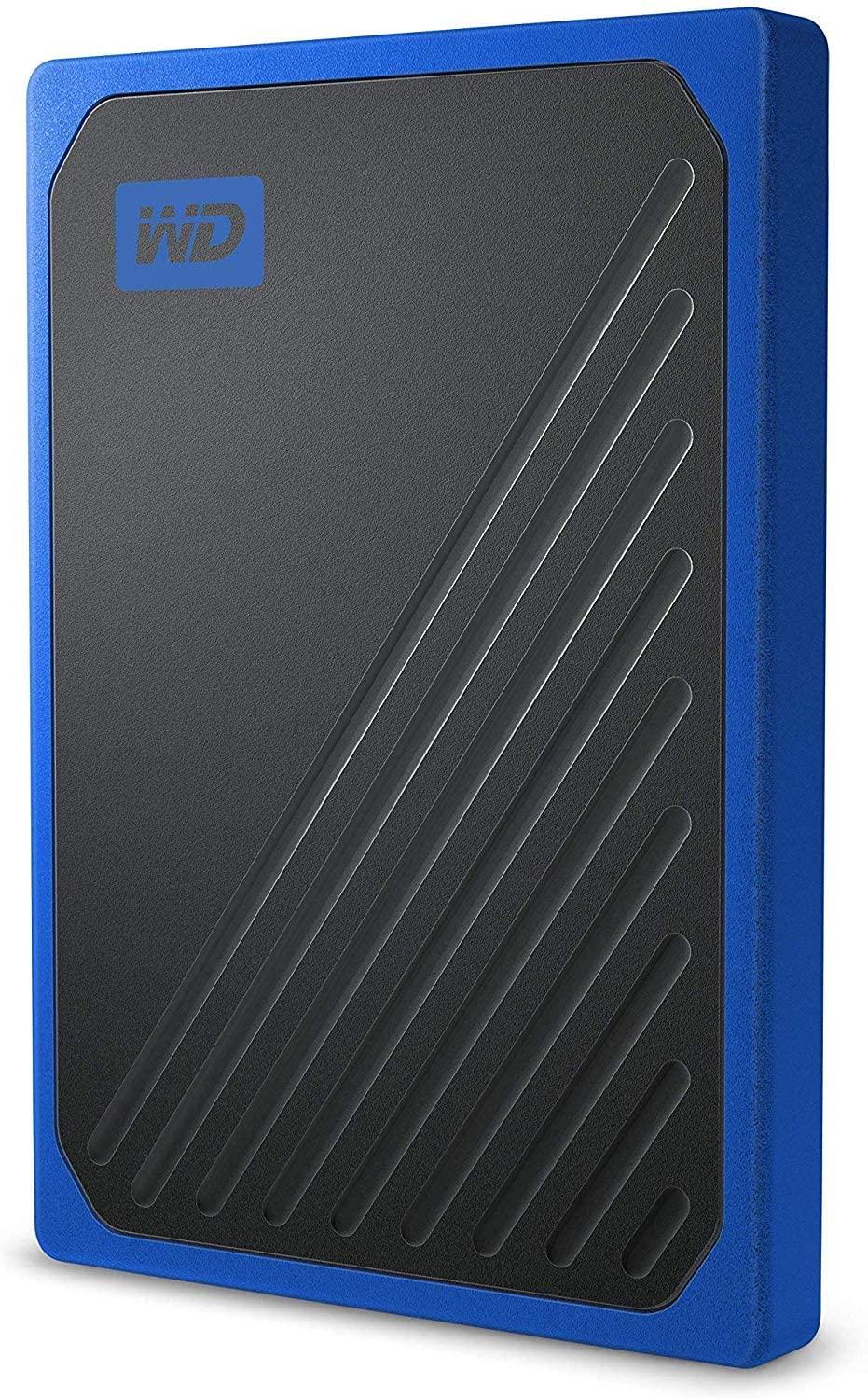 WD My Passport Go Portable 500 GB SSD