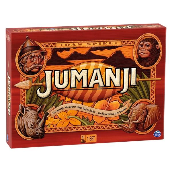 Jumanji Das Spiel DEUTSCHE VERSION
