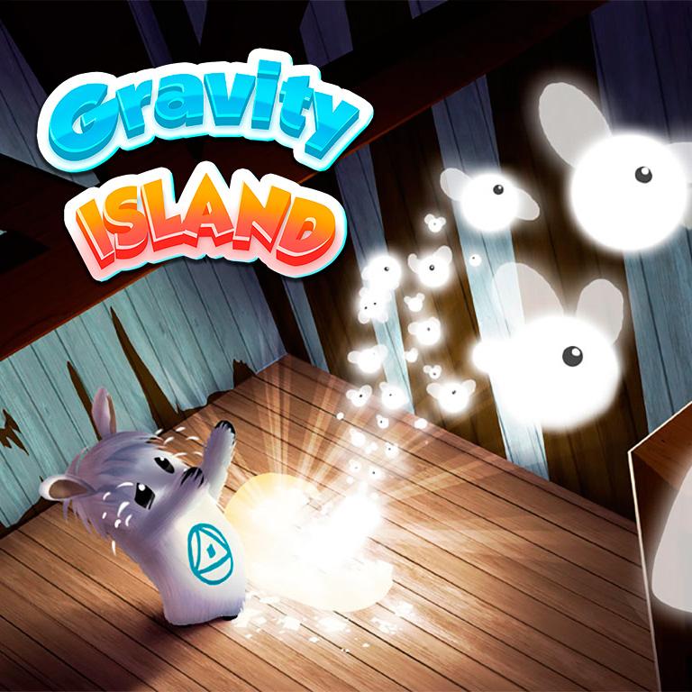 Gravity Island (PC/iOS) um 99 Cent vom österreichischen Indie-Entwickler ILIKESCIFI auf Steam oder im Apple AppStore + Key Verlosung im Deal