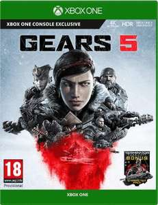 Gears 5 Standard Edition (Xbox One) bei Media Markt zum Toppreis