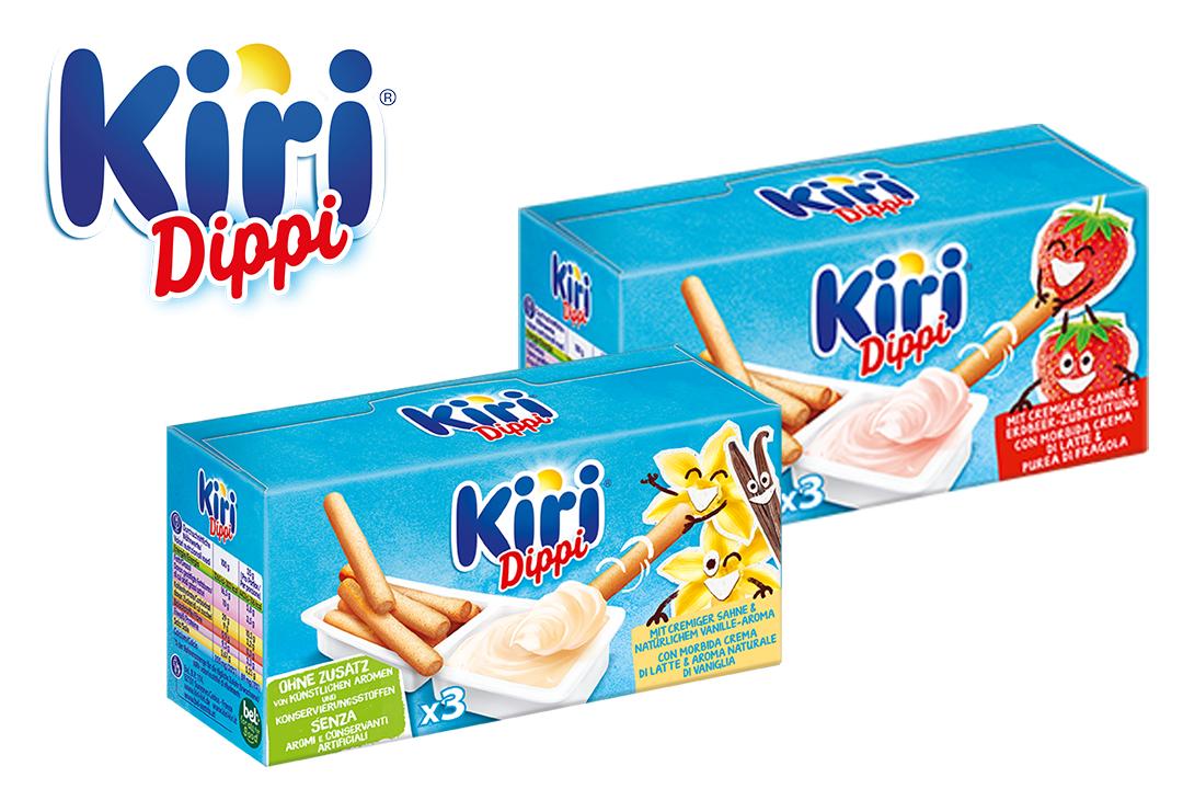 [Interspar] Kiri Dippi Erdbeer & Vanille (scondoo Cashback)