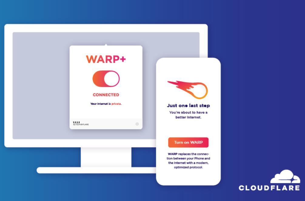 Cloudflare Warp - in der Beta Phase KOSTENLOS