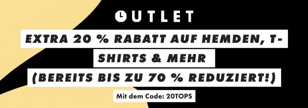 Asos: 20% Extra-Rabatt auf Herren Hemden, T-Shirts & co.