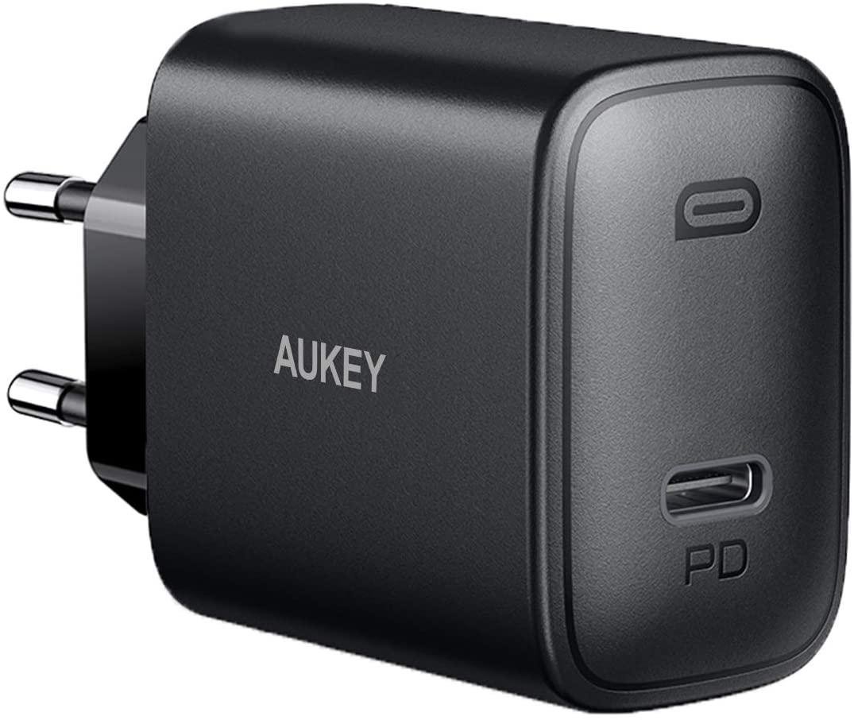 AUKEY 18W USB C Ladegerät Mit Power Delivery 3.0
