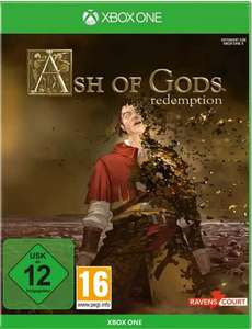 Ash of Gods: Redemption (PS4/XBOX One/Switch) Konsolenversion für 9,99 bzw. PC Version für 4,99 Euro bei Media Markt oder Saturn