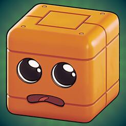 Marvin the Cube (iOS) gratis im Apple AppStore ohne Werbung/ohne InApp-Käufe