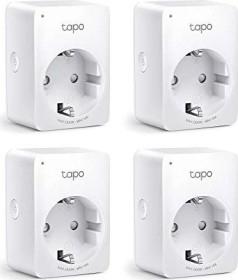 TP-Link Tapo P100, Smart-Steckdose, 4er-Pack