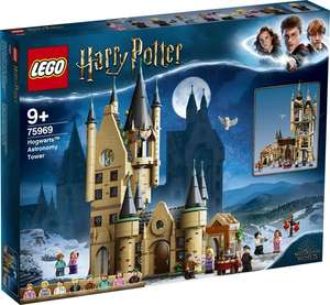 Lego Harry Potter Sets zum Toppreis / z.B. Minifiguren jeweils 2.71 Euro, Adventskalender 23.19 Euro