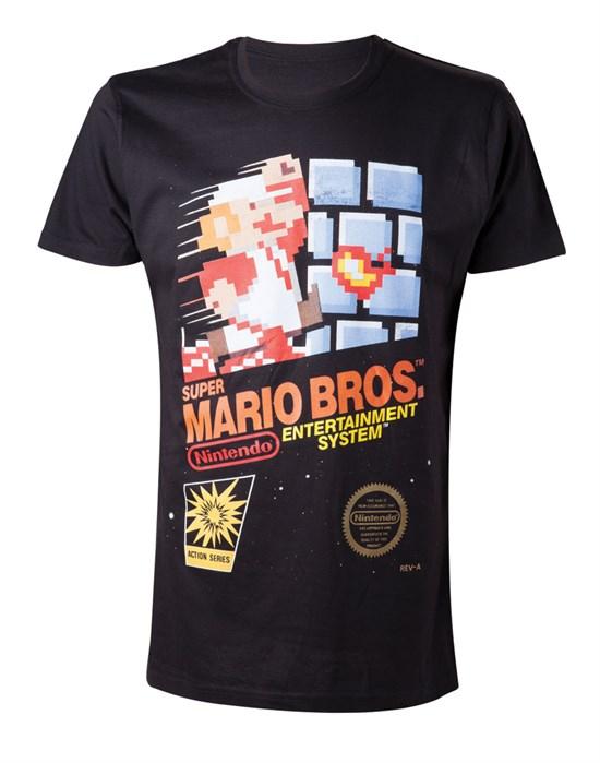 Diverse Shirts bei Gamestop - Mario, Zelda, Joker und viele mehr