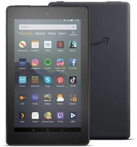 Fire 7 Tablet | 7 Inch display, 16 GB, Black with Special Offers