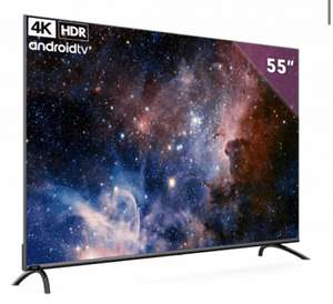 "KAGIS 55"" 4K UHD HDR Smart TV / GIS befreit"
