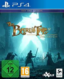 The Bard's Tale IV: Director's Cut Day One Edition (PS4) bei Saturn oder Media Markt