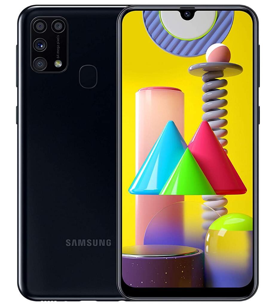 Samsung Galaxy M31, 6/64GB, verschiedene Farben
