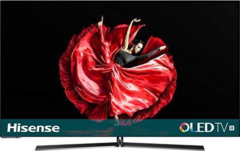 HISENSE Fernseher H55O8B 55 Zoll 4K UHD Smart OLED TV