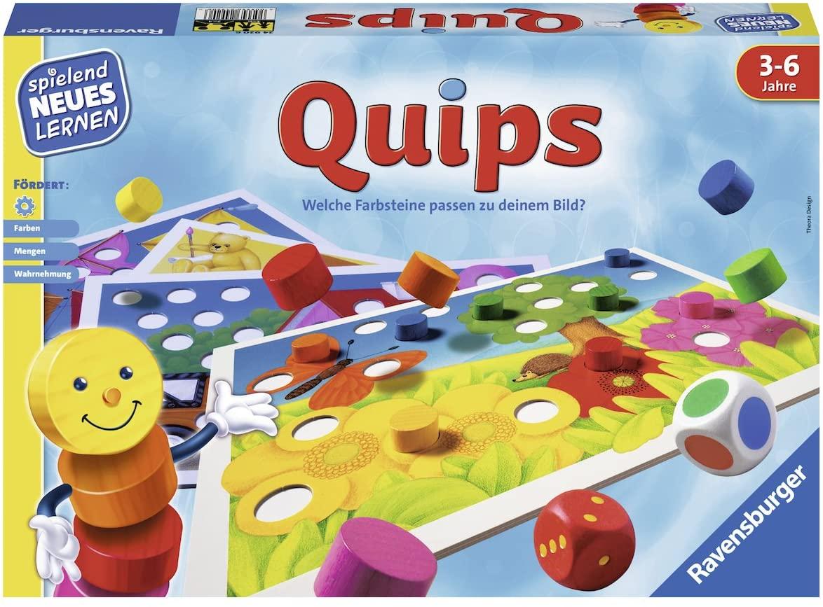 Ravensburger Spielen und Lernen 24920 - Quips