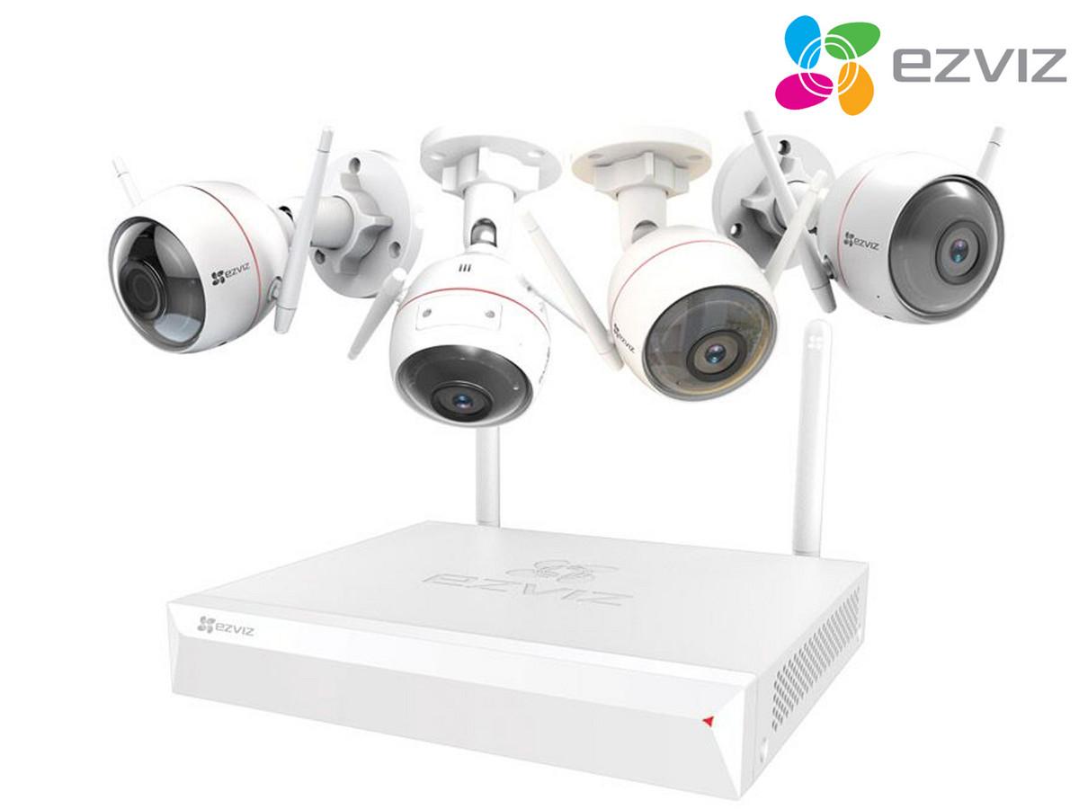 Ezviz ezWireless Kit Überwachungssystem