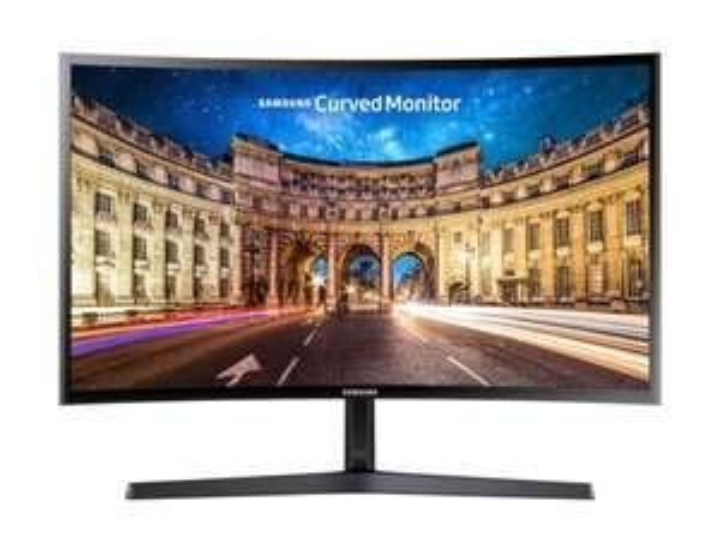 "SAMSUNG C24F396 24"" Monitor"