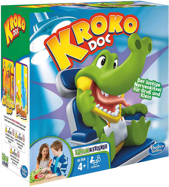 Hasbro Gaming - Kroko Doc Kinderspiel