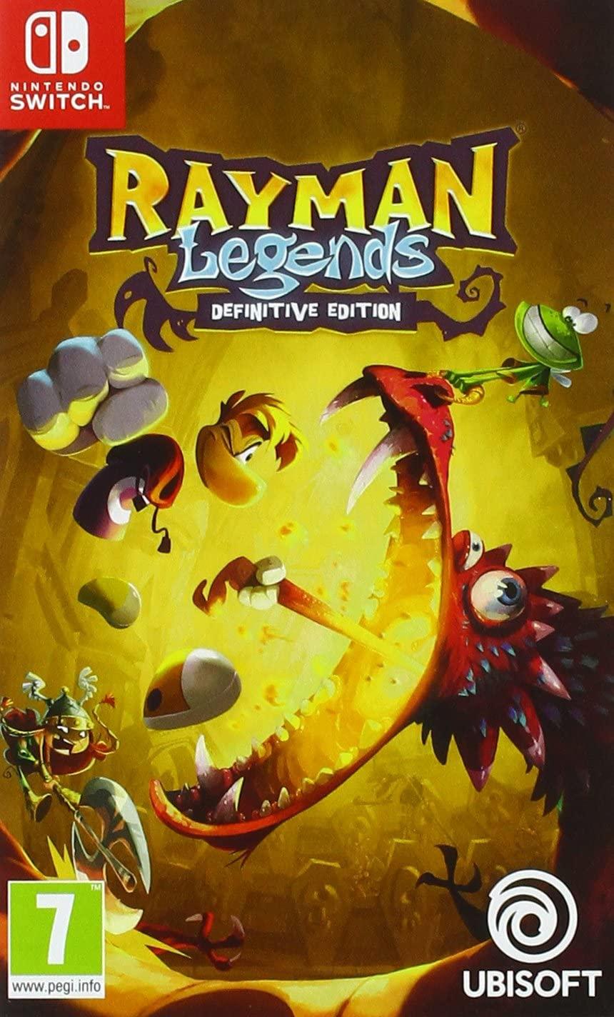 Rayman Legends: Definitive Edition (Switch)