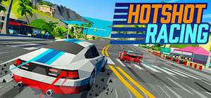 """Hotshot Racing"" gratis Steam Keys über Godankey.com (Gas geben)"
