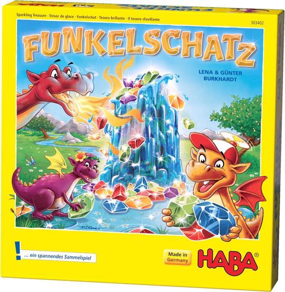 Haba - Funkelschatz Brettspiel