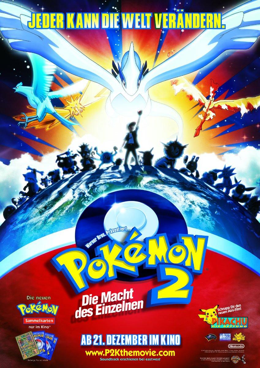GRATIS Stream: Pokémon 2 - Die Macht des Einzelnen