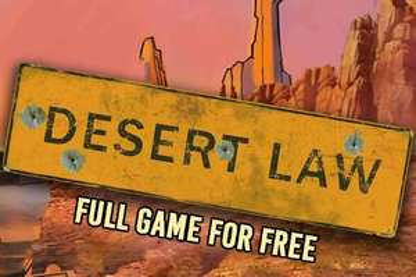 Desert Law (PC) gratis auf IndieGala