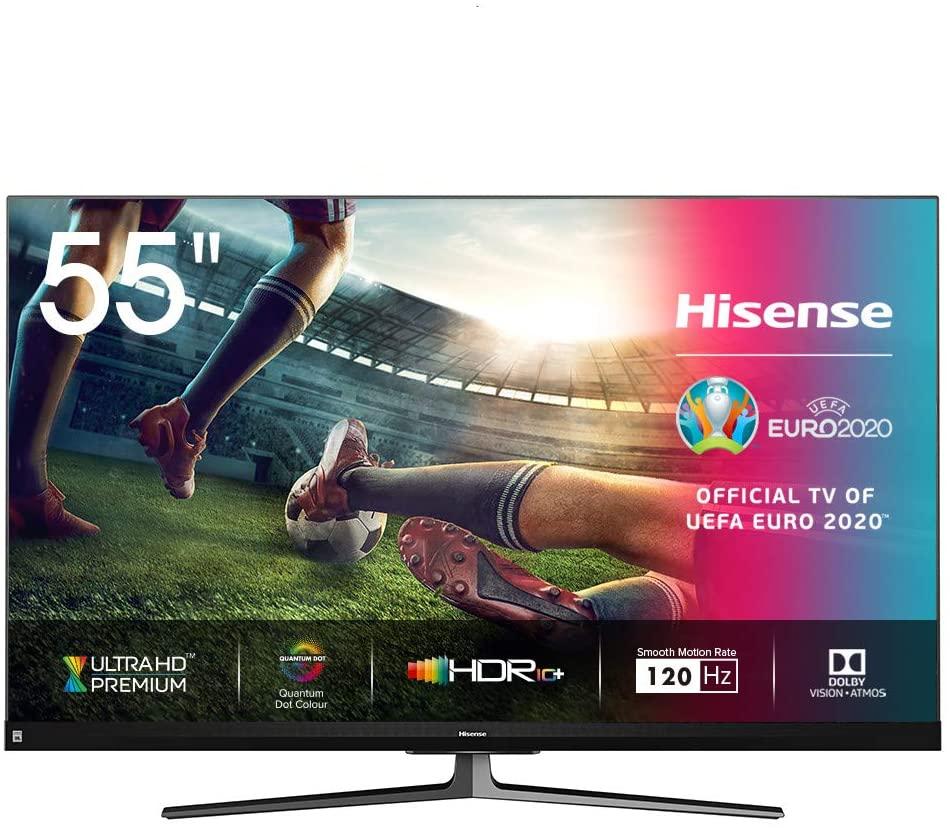 """Hisense 55U8QF 55"""" QLED Fernseher"""