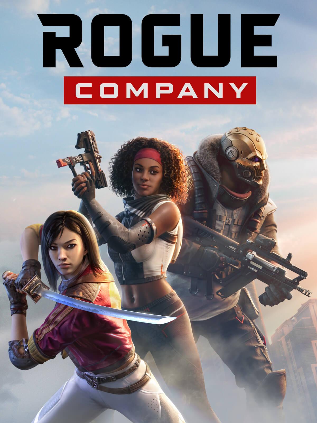 Rogue Company Beta Keys für PC, Switch, Xbox One und PS4