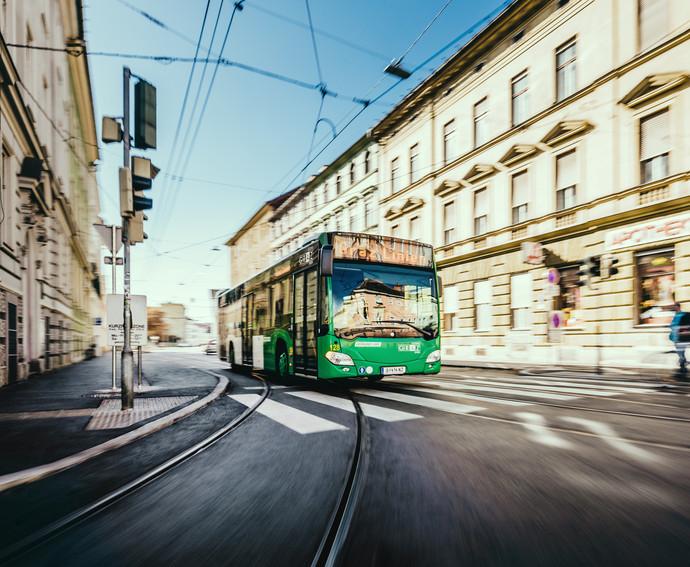 Graz Öffis - Kostenlose Benutzung an Samstagen bis Jahresende