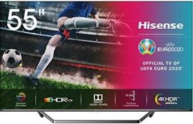 """Hisense 55U7QF, 55"""" QLED 4K Smart TV"""