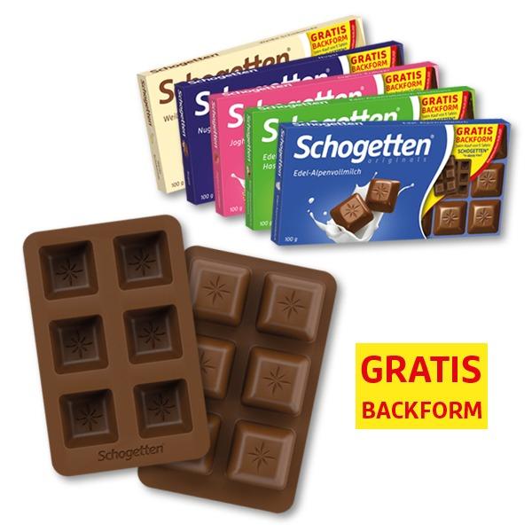 GRATIS BACKFORM FÜR SCHOGETTEN GENIEßER