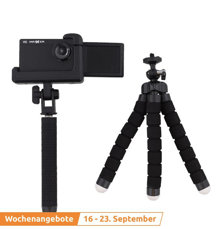 Maxxter Vlog-Kamera HD ## Action ##