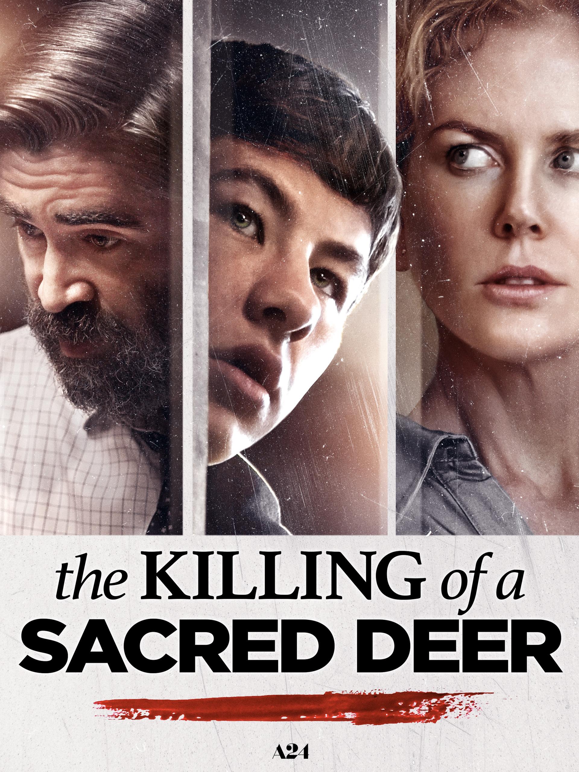 """""""The Killing of a Sacred Deer"""" Thriller 2017 mit Nicole Kidman und Colin Farrell auf Arte.TV streamen oder herunterladen"""