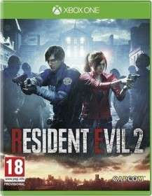 Resident Evil 2 Remake (Xbox One & PS4)