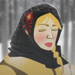 Winterlore I - A folkloric mystery adventure (iOS) gratis im Apple AppStore ohne Werbung / ohne InApp-Käufe