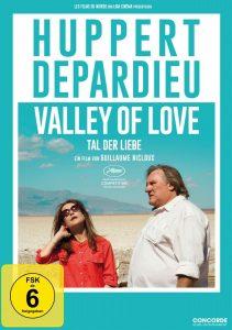 """""""Valley of Love - Tal der Liebe"""" 2015 Drama mit Gérard Depardieu und Isabelle Huppert auf Arte.Tv streamen oder herunterladen"""