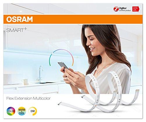 OSRAM Smart+ LED Streifen Erweiterung, 2x 60cm