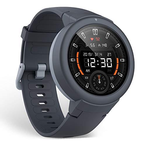 AMAZFIT Verge Lite Smart Watch Shark Grey oder White