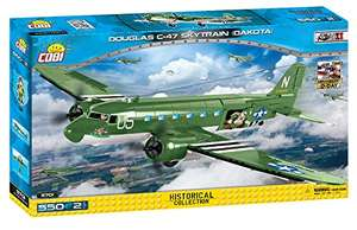 Douglas C-47 Skytrain (Dakota) D-Day Edition (Cobi 5701)