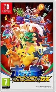 Pokémon Tekken DX (Nintendo Switch)