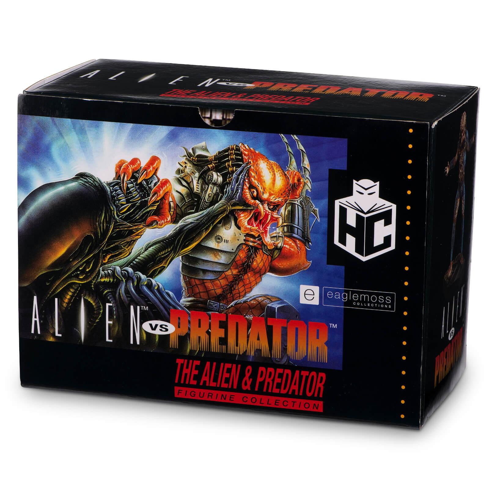 "Alien vs Predator Figurenset ""SNES Edition"""