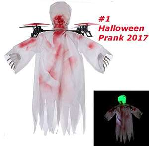 "Top Race ""Halloween Ghost Drone"" 6 Gyro - 2,4 GHz Quadcopter"