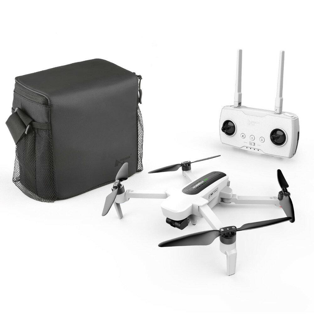 Hubsan Zino 4K Drohne + 2Akkus und Tasche