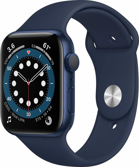 Apple Watch 6 (40mm + 44mm) zu neuen Bestpreisen