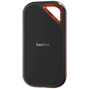 SanDisk Extreme Pro Portable SSD 500GB