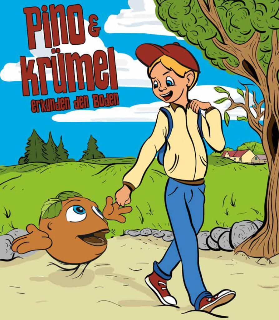 Preisjäger Junior: Pino & Krümel erkunden den Boden (Buch)
