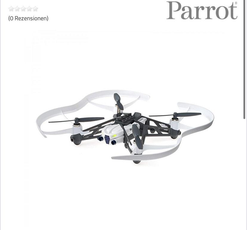 Parrot Minidrones Airborne Cargo Drone Mars