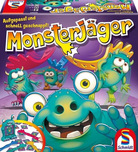 Schmidt - Monsterjäger